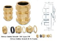 CW  type armoured cable glands  Brass Cable Glands CW Parts