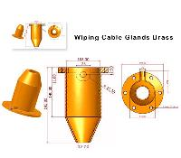 Wiping Cable Glands Brass