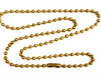 Brass Ball Chains