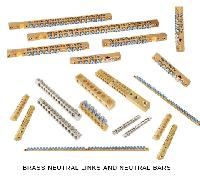 Brass Neutral Links and Neutral bars from India