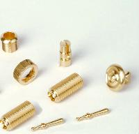 Brass Screw Machine parts Screw Machine products Components of Brass CNC machined parts Turned components