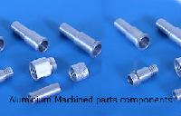 Aluminium Machined Parts Turned parts